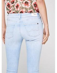 Pepe Jeans Vaquero skinny fit mid waist PIXIE