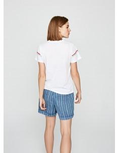 Pepe Jeans Camiseta logo LOLA