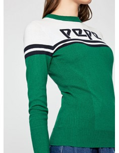 Pepe Jeans Jersey estilo retro OLIMPIC